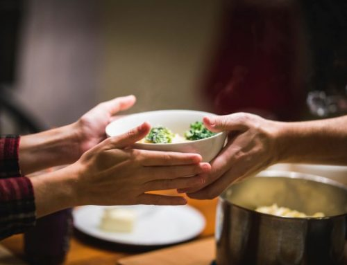 Tips for Meal Supervision
